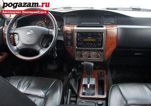 Купить Nissan Patrol, 2007 года