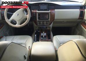 Купить Nissan Patrol, 2005 года