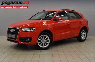 Купить Audi Q3, 2014 года