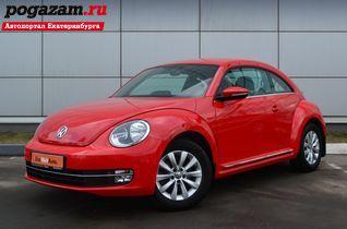 Купить Volkswagen Beetle, 2014 года