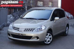 Купить Nissan Tiida, 2009 года