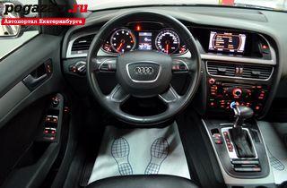 ������ Audi A4, 2012 ����