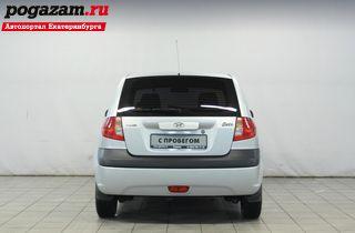 Купить Hyundai Getz, 2006 года