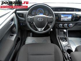 Купить Toyota Corolla, 2014 года