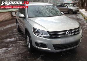 ������ Volkswagen Tiguan, 2012 ����