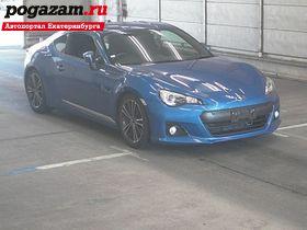 Купить Subaru BRZ, 2012 года