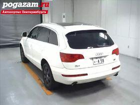������ Audi Q7, 2012 ����