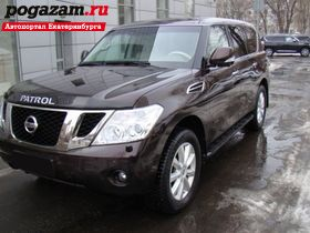 Купить Nissan Patrol, 2012 года