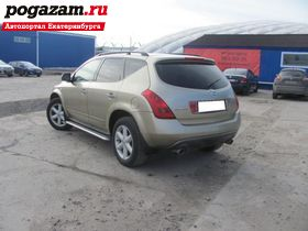Купить Nissan Murano, 2008 года