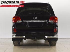 ������ Toyota Land Cruiser, 2008 ����