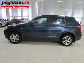 Купить BMW X3, 2011 года