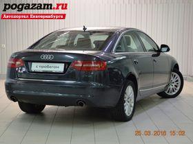 Купить Audi A6, 2010 года