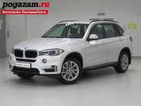 Купить BMW X5, 2015 года