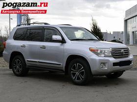 Купить Toyota Land Cruiser, 2012 года