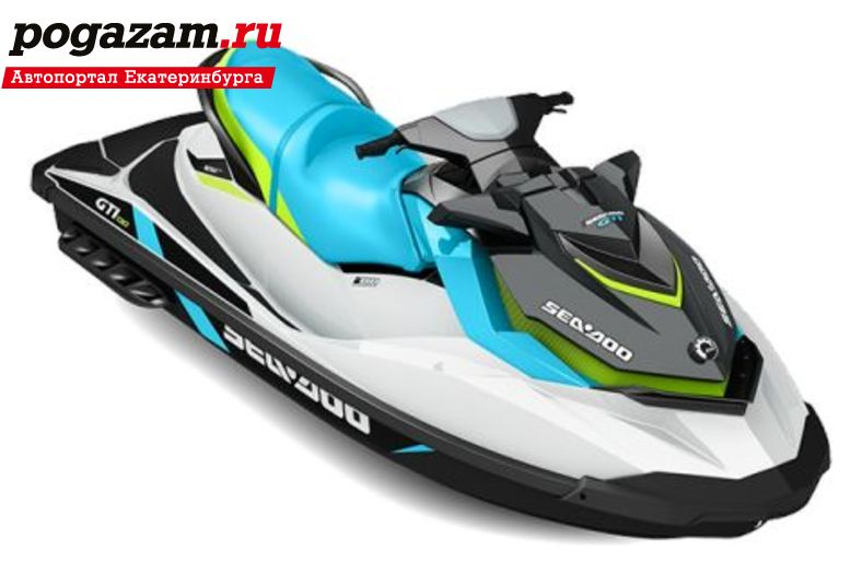 "������ BRP Sea-Doo GTI   ���� � ���������� ""��������"""