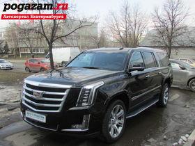 Купить Cadillac Escalade, 2014 года