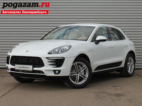 Купить Porsche Macan, 2015 года