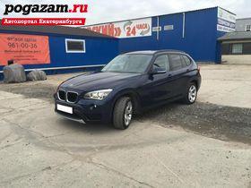 Купить BMW X1, 2012 года