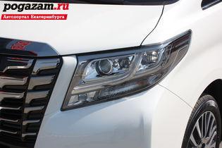������ Toyota Alphard, 2016 ����
