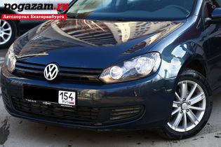 ������ Volkswagen Golf, 2012 ����