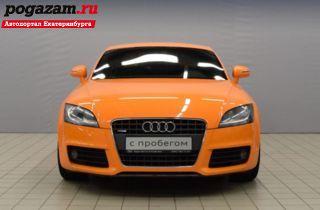 Купить Audi TT, 2009 года