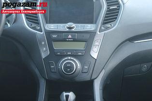 ������ Hyundai Santa F�, 2015 ����