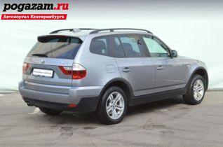 Купить BMW X3, 2008 года