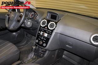 Купить Opel Corsa, 2012 года