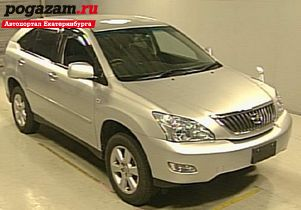 Купить Toyota Harrier, 2011 года