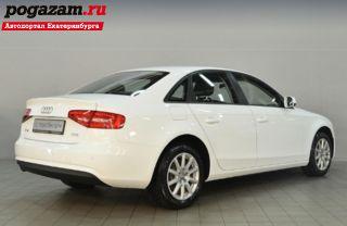 Купить Audi A4, 2012 года