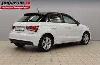 Купить Audi A1, 2015 года