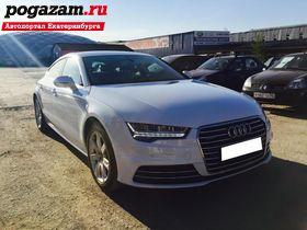 ������ Audi A7, 2015 ����
