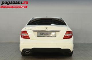Купить Mercedes-Benz C-class, 2012 года