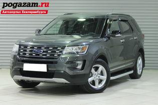 Купить Ford Explorer, 2015 года