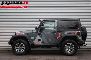 Купить Jeep Wrangler, 2012 года