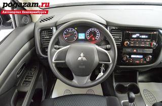 ������ Mitsubishi Outlander, 2014 ����