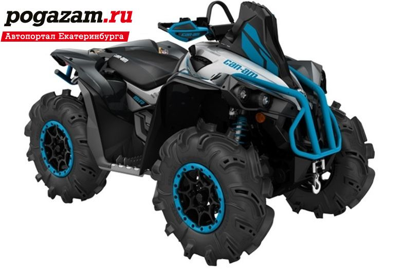 "������ BRP Can-Am Renegade 1000   ���� � ���������� ""��������"""