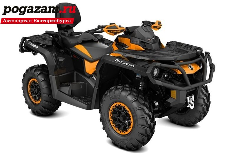 "������ BRP Can-Am Outlander 1000   ���� � ���������� ""��������"""