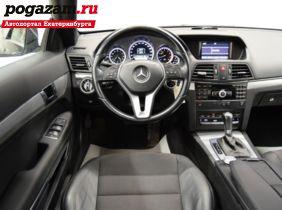 ������ Mercedes-Benz E-class, 2012 ����