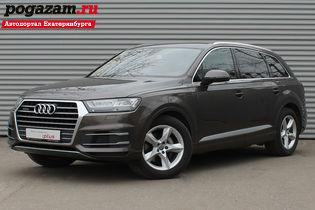 ������ Audi Q7, 2015 ����