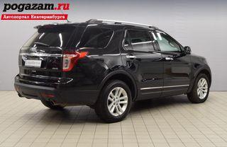 Купить Ford Explorer, 2013 года