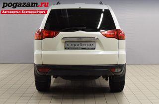 Купить Mitsubishi Pajero Sport, 2013 года