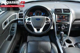 ������ Ford Explorer, 2011 ����
