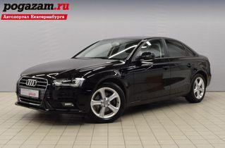 ������ Audi A4, 2015 ����