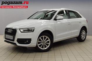 Купить Audi Q3, 2013 года