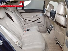 ������ Mercedes-Benz S-class, 2014 ����