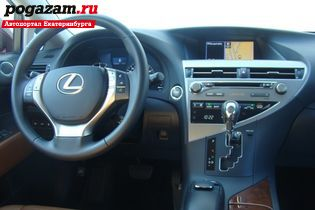 Купить Lexus RX, 2012 года