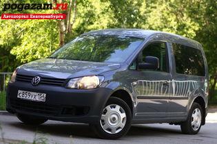 ������ Volkswagen Caddy, 2012 ����
