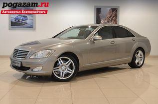 Купить Mercedes-Benz S-class, 2005 года