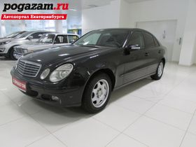 Купить Mercedes-Benz E-class, 2002 года